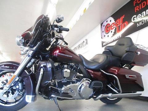 2014 Harley Davidson Ultra Limited for sale in Lake Havasu City AZ