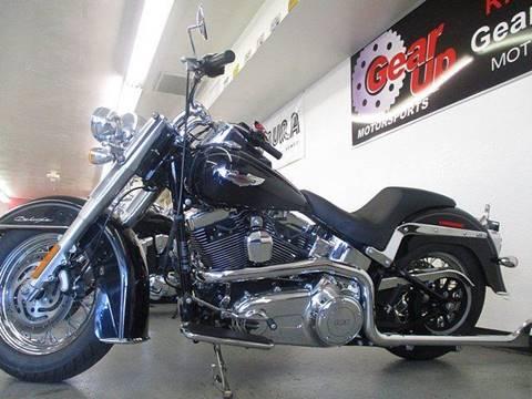 2012 Harley Davidson Softail Deluxe for sale in Lake Havasu City, AZ