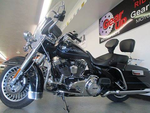 2012 Harley Davidson Road King for sale in Lake Havasu City AZ