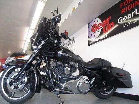 2014 Harley Davidson Street Glide for sale in Lake Havasu City, AZ