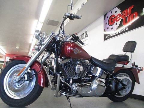 2001 Harley Davidson Fatboy for sale in Lake Havasu City AZ
