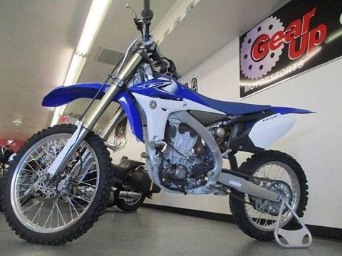 2011 Yamaha YZ450F for sale in Lake Havasu City, AZ