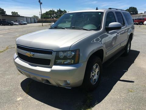 2007 Chevrolet Suburban for sale in Pine Bluff, AR