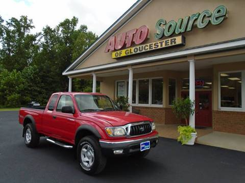 2004 Toyota Tacoma for sale in Gloucester, VA