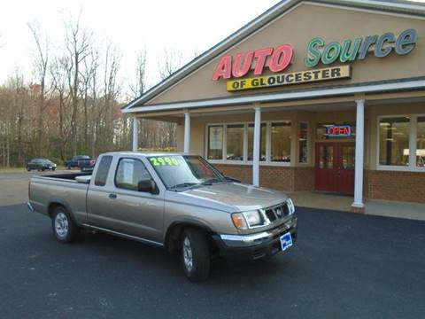 2000 Nissan Frontier for sale in Gloucester, VA