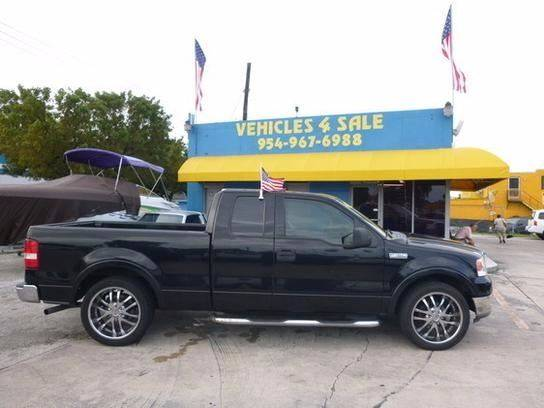 2004 Ford F-150 for sale at Car Mart Leasing & Sales in Hollywood FL