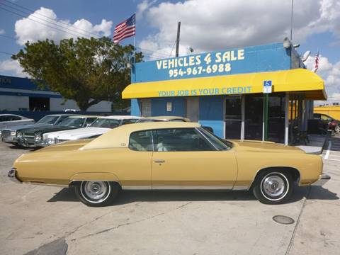 used 1973 chevrolet caprice for sale carsforsale com®1973 chevrolet caprice for sale in hollywood, fl