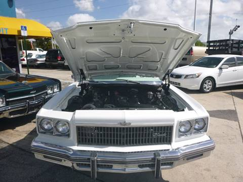 1975 Chevrolet Caprice for sale in Hollywood, FL
