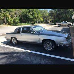 1986 Oldsmobile Cutlass Supreme for sale in Hollywood, FL