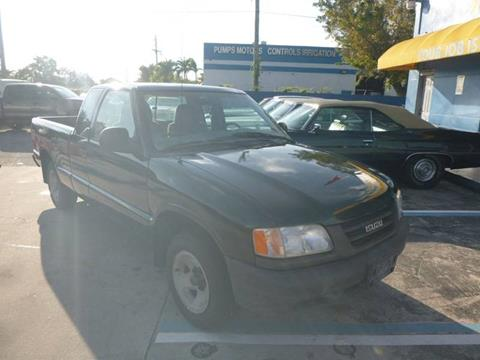 1998 Isuzu Hombre for sale in Hollywood, FL