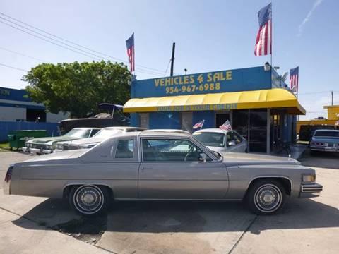 1979 Cadillac DeVille For Sale - Carsforsale.com®