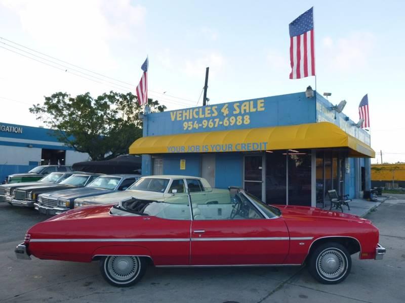 VEHICLES 4 SALE - Bad Credit Car Loans - Hollywood FL Dealer
