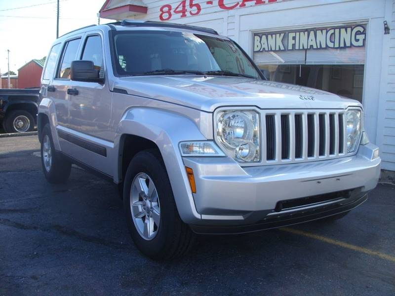 2009 Jeep Liberty For Sale At Dan McFadden Auto Sales In New Carlisle OH