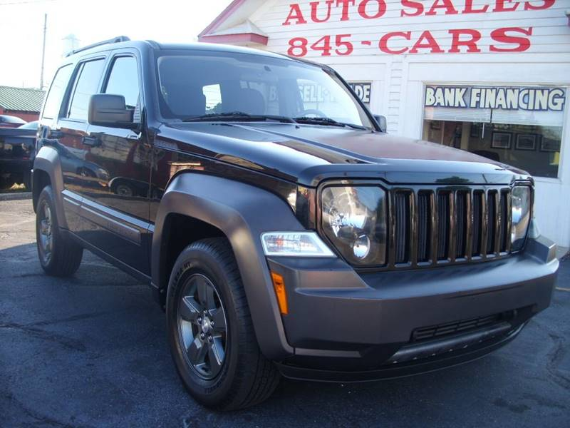 2010 Jeep Liberty For Sale At Dan McFadden Auto Sales In New Carlisle OH
