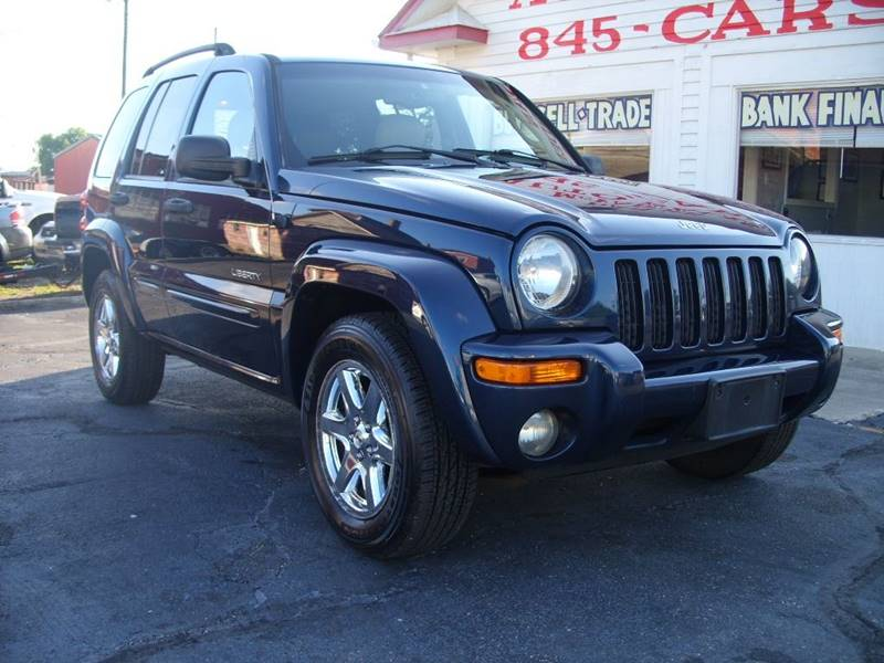 2004 Jeep Liberty For Sale At Dan McFadden Auto Sales In New Carlisle OH