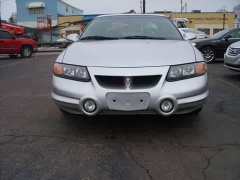 2001 Pontiac Bonneville for sale in New Carlisle, OH