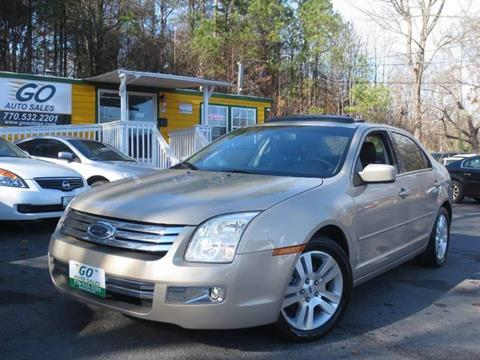 2006 Ford Fusion for sale in Gainesville, GA
