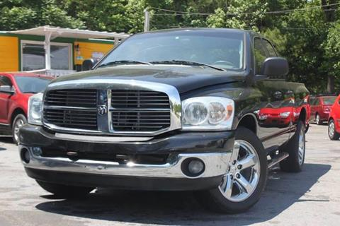 2008 Dodge Ram Pickup 1500 for sale in Gainesville, GA