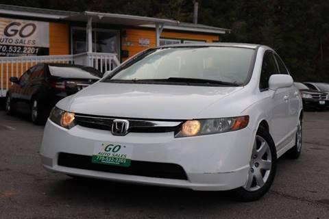 Honda Civic 2007 For Sale >> 2007 Honda Civic For Sale In Gainesville Ga