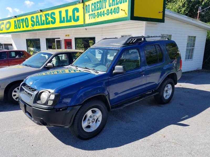 2002 Nissan Xterra SE 2WD 4dr SUV   Austell GA