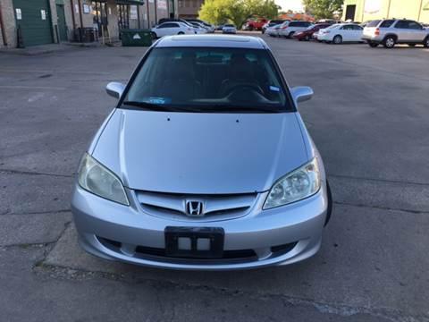 2004 Honda Civic for sale in Dallas, TX