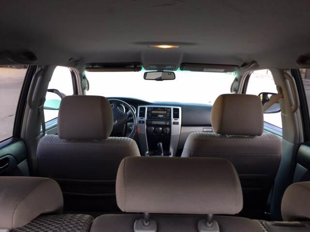 2006 Toyota 4Runner SR5 4dr SUV w/V6 - Dallas TX