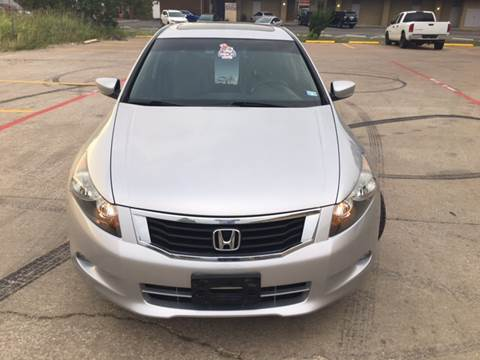 2009 Honda Accord for sale in Dallas, TX