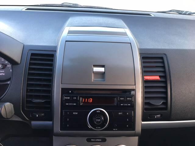 2010 Nissan Sentra 2.0 4dr Sedan CVT - Dallas TX