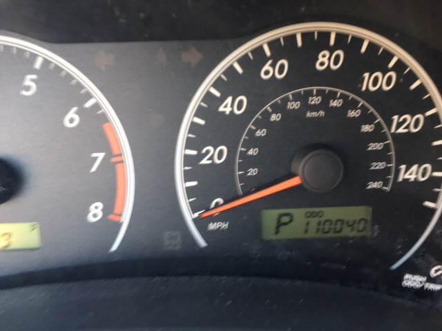 2011 Toyota Corolla LE 4dr Sedan 4A - Dallas TX