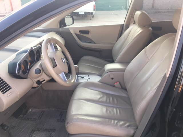 2005 Nissan Murano SL 4dr SUV - Dallas TX