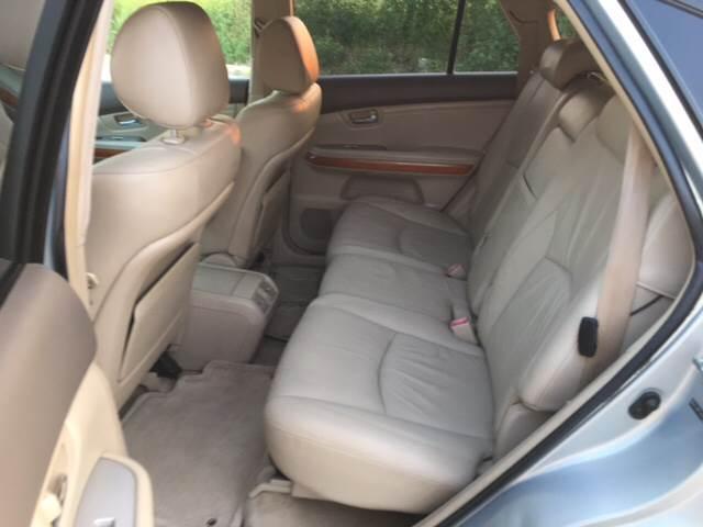 2004 Lexus RX 330 4dr SUV - Dallas TX