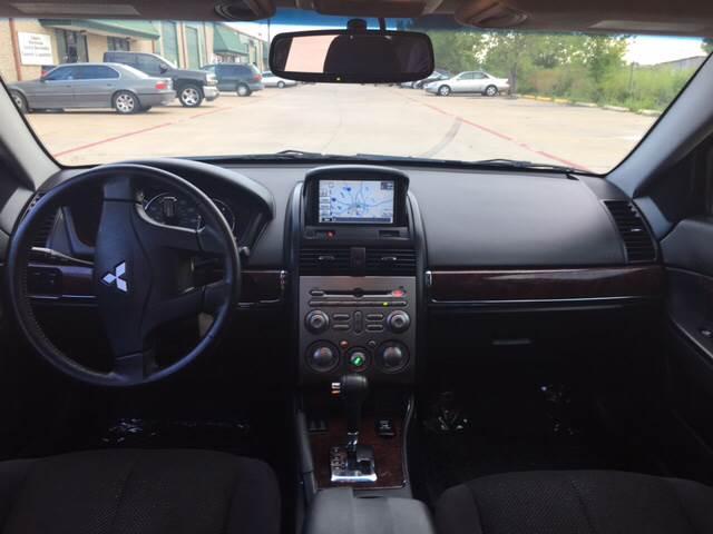 2012 Mitsubishi Galant SE 4dr Sedan - Dallas TX