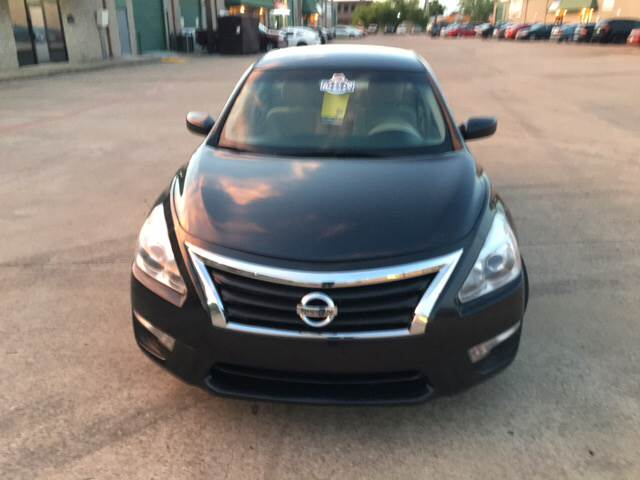 2014 Nissan Altima 2.5 S 4dr Sedan - Dallas TX
