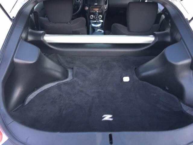2009 Nissan 370Z 2dr Coupe 7A - Dallas TX