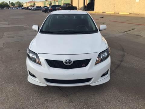 2010 Toyota Corolla for sale in Dallas, TX