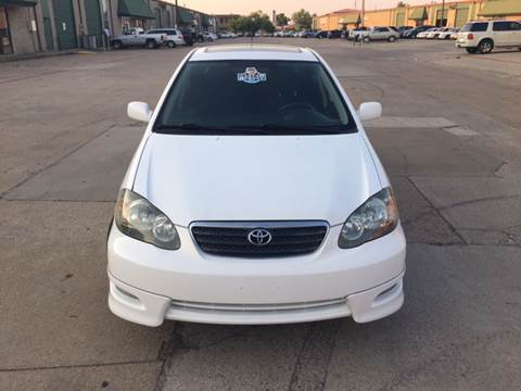 2006 Toyota Corolla for sale in Dallas, TX