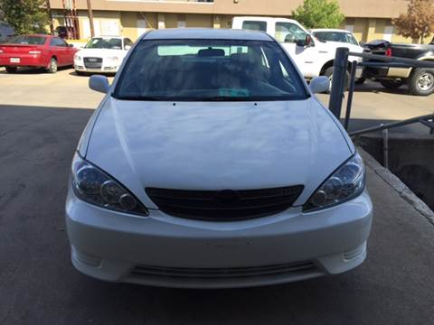 2005 Toyota Camry for sale in Dallas, TX