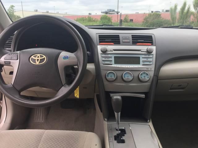 2009 Toyota Camry LE 4dr Sedan 5A - Dallas TX