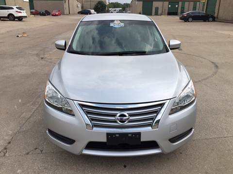 2014 Nissan Sentra for sale in Dallas, TX