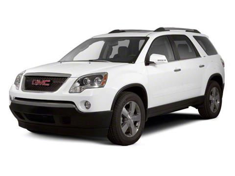 2012 GMC Acadia for sale in Washington, NJ
