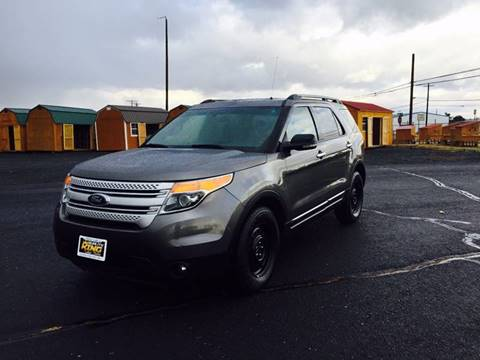 2012 Ford Explorer for sale in Moses Lake, WA
