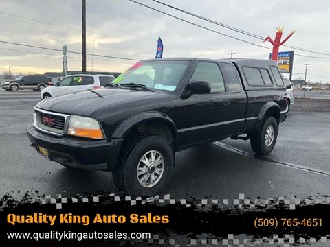2003 GMC Sonoma for sale in Moses Lake, WA