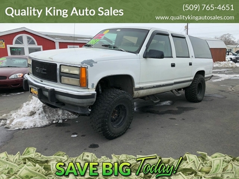 1992 GMC Suburban for sale in Moses Lake, WA