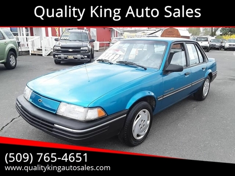 1992 Chevrolet Cavalier for sale in Moses Lake, WA