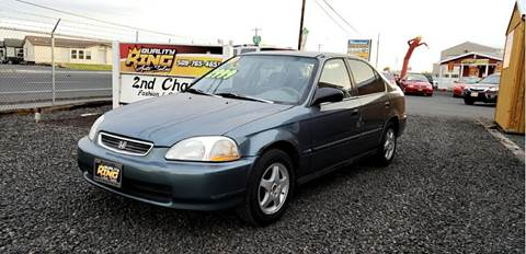 1996 Honda Civic for sale in Moses Lake, WA