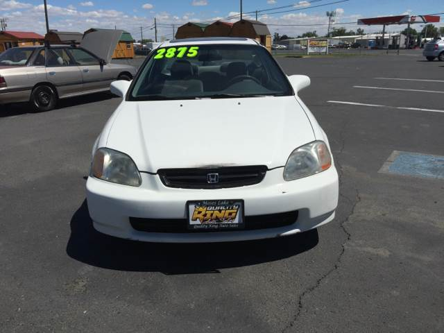 1998 Honda Civic EX 2dr Coupe   Moses Lake WA