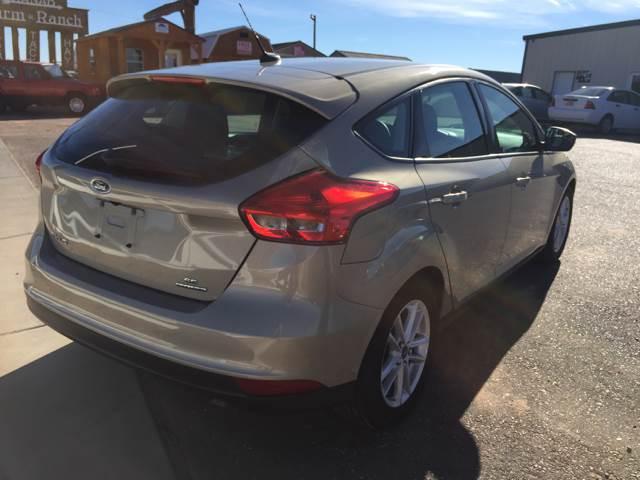 2015 Ford Focus SE 4dr Hatchback - Kanab UT