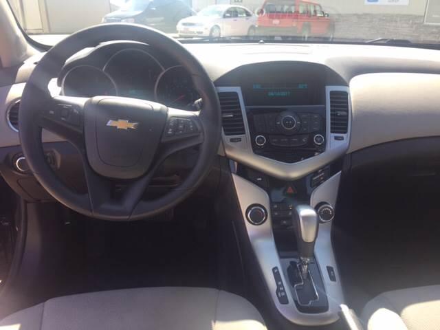 2015 Chevrolet Cruze 1LT Auto 4dr Sedan w/1SD - Kanab UT