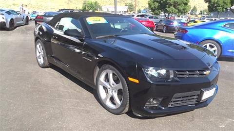 2015 Chevrolet Camaro for sale in Carson City, NV