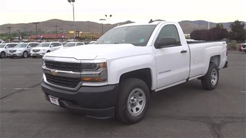 2018 Chevrolet Silverado 1500 for sale in Carson City, NV